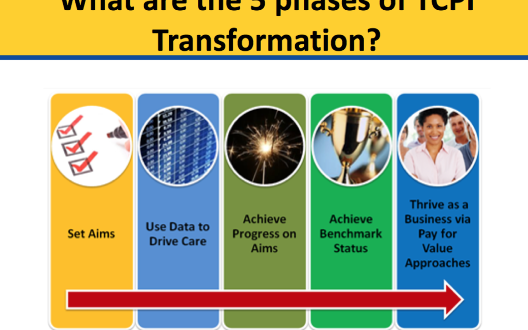 VCSQI Webinar: Practice Transformation Roadmap Overview 11.02.17