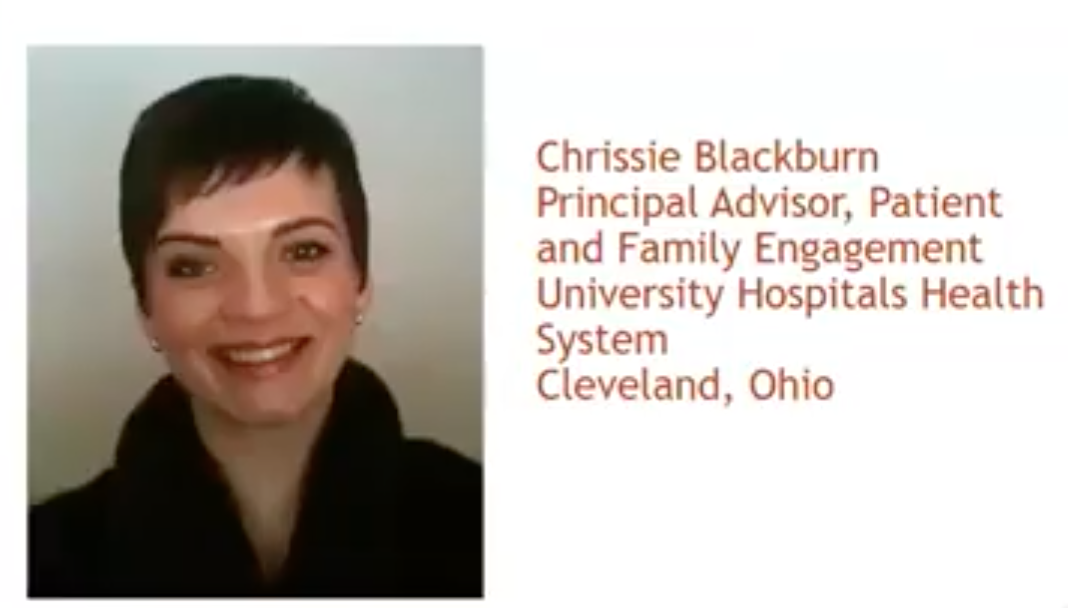 VCSQI Webinar: How to Form a Patient & Family Advisory Council